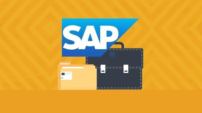 [100% Off UDEMY Coupon] - SAP S/4 HANA Essential Training