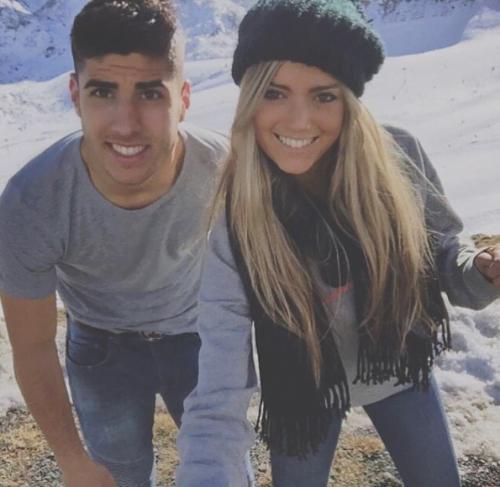 Marco Asensio's Girlfriend Marina Muntaner (Bio, Wiki)