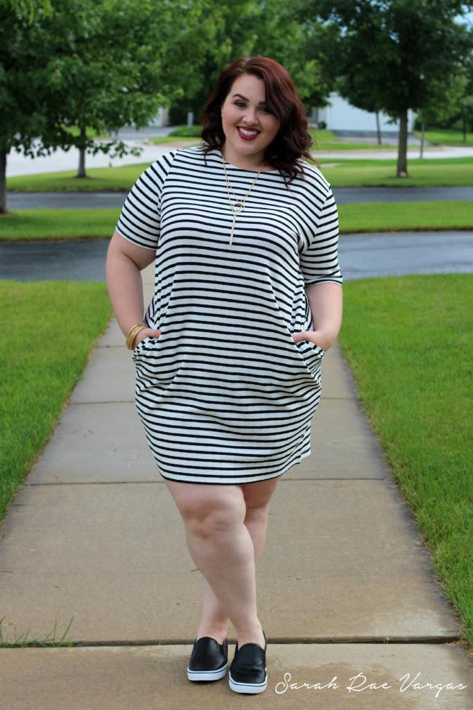 Radiosansuena Plus Length Dresses Black And White