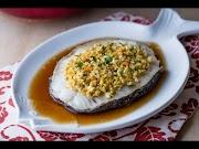 料理專家教你蒸前多做一件事,15分鐘就能端出美味「金沙蒸魚」!