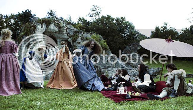 Versailles Ovation wardrobe costumes