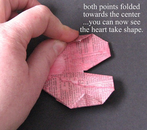 Origami Heart 029