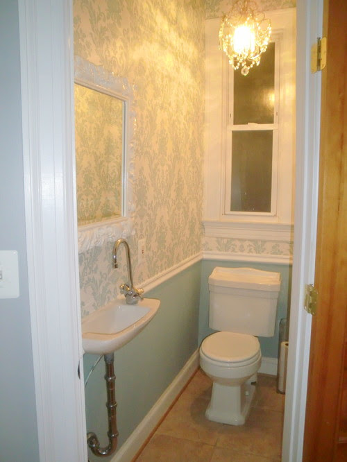 Very Small Half Bathroom Ideas
