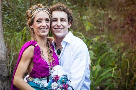 Eco Friendly Eclectic Wedding in Brisbane   Boho Weddings