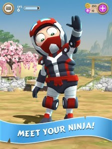 Clumsy Ninja v1.17.0 [Unlimited Coins/Gems]