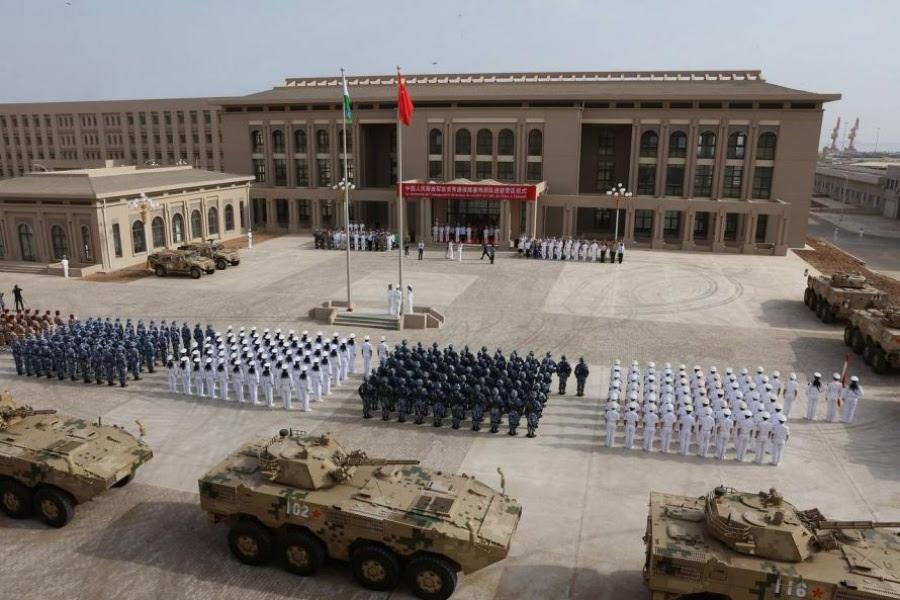 Συνεχίζονται οι αψιμαχίες ΗΠΑ - Κίνας με φόντο το Τζιμπουτί - Τι συμβαίναι με τα όπλα λέιζερ