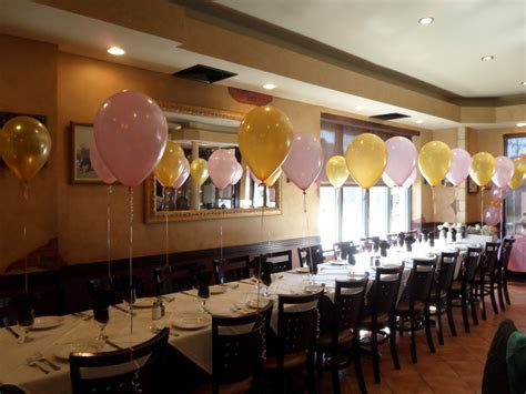 PEARL PINK AND METALLIC GOLD   PARTY DECORATIONS BY TERESA