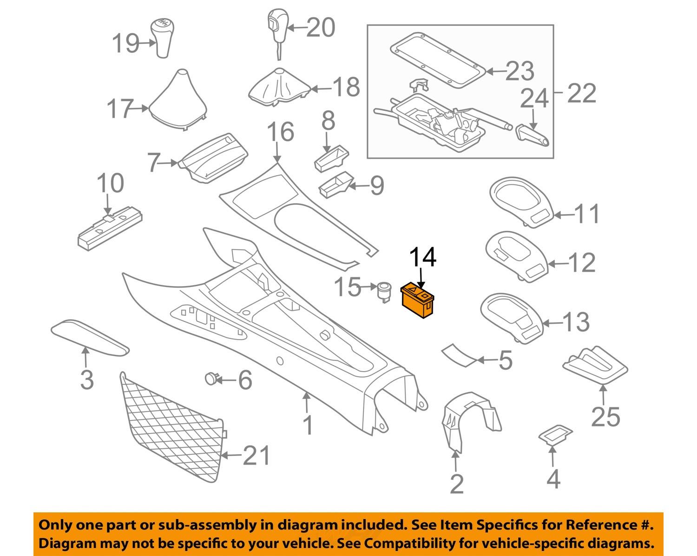 W211 Fuse Diagram