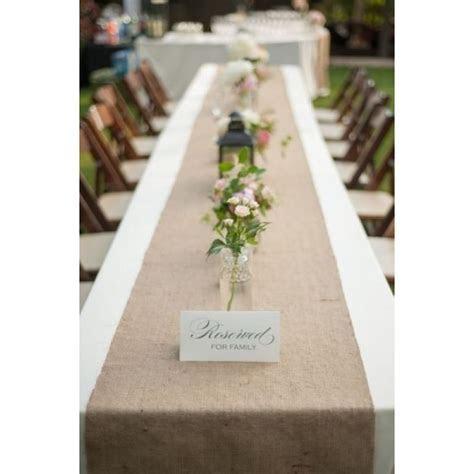 Burlap Table Runner 13 X 90   Premier Table Linens