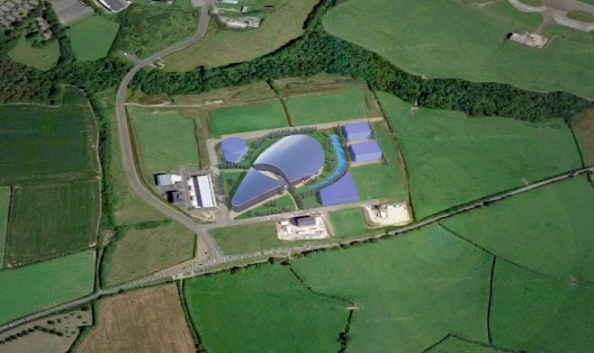 В Британии появится «Голубая Бездна» – самый большой и глубокий бассейн в мире