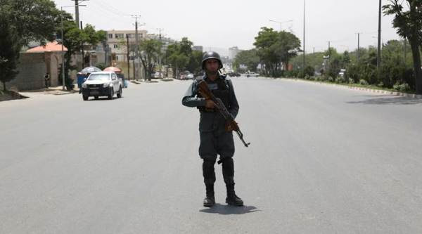 """A member of security personnel stands at the site of a deadly suicide attack in Kabul, Afghanistan, Monday, June 4, 2018. A suicide bombing targeted a gathering of Afghanistan's top clerics on Monday in Kabul, killing at least seven people and wounding nine. (AP Photo/Rahmat Gul) The Afghan Taliban on Saturday announced a three-day ceasefire over the Eid holiday at the end of this week, their first offer of its kind, following a ceasefire announced by the government on Thursday. The militants said foreign forces would be excluded from the ceasefire and that operations against them would continue. They also said they would defend themselves against any attack.   """"In three days, maybe the unity of Taliban insurgents will be put to test,"""" a European diplomat told Reuters. """"If different factions don't accept the ceasefire, then attacks will continue.""""   Afghan President Ashraf Ghani announced an unconditional ceasefire with the Taliban on Thursday, until June 20, coinciding with the end of the Muslim fasting month of Ramadan, but excluding other militant groups, such as Islamic State.   Ghani's decision came after a meeting of Islamic clerics declared a fatwa, or ruling, against suicide bombings, one of which, claimed by Islamic State, killed 14 people at the entrance to the clerics' peace tent in Kabul.   The clerics also recommended a ceasefire with the Taliban, who are seeking to reimpose strict Islamic law after their ouster in 2001, and Ghani endorsed the recommendation, saying it would last until June 20.   It was not immediately clear when the Taliban ceasefire would begin, as Eid starts when the moon is first sighted on either the 29th or 30th day of Ramadan, and the moon appears at different times across the country.   Ghani has urged ceasefires with the Taliban before, but this was the first unconditional offer since he was elected in 2014.   In August, U.S. President Donald Trump unveiled a more hawkish military approach to Afghanistan, including a surge in a"""