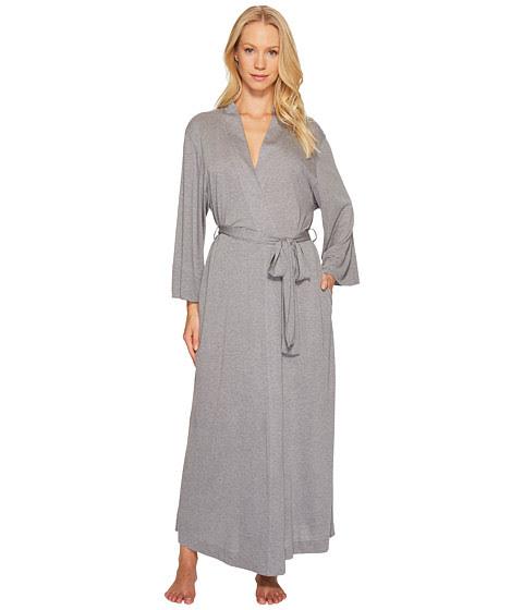 Cheap Natori Shangri La Robe Heather Grey