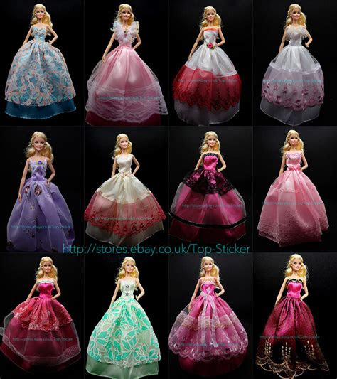 handmade party wedding dress clothes gown  princess