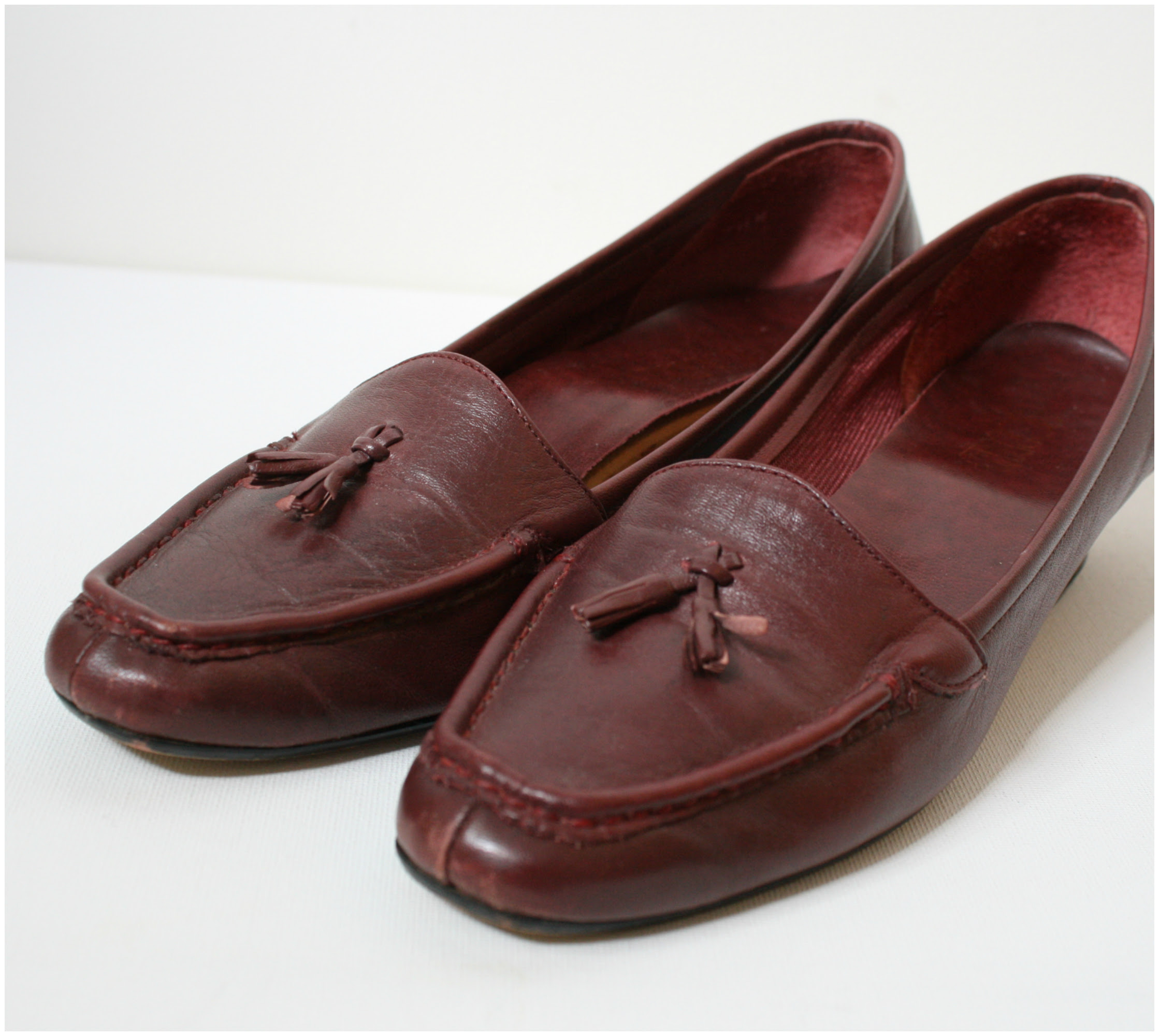 vintage loafers platinumandrust.com