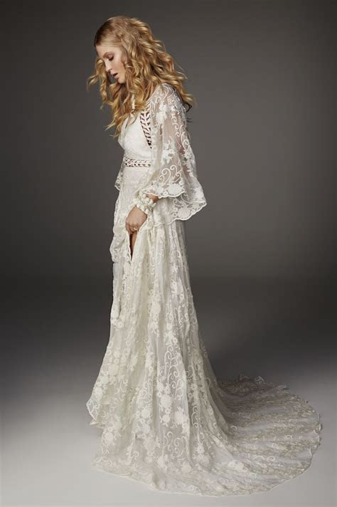 Hunter gown from Rue De Seine Love Spell Collection. The