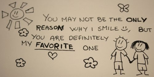 You Are The Reason Why I Smile Quotespicturescom