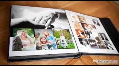 how to make photo album easily at home   YouTube