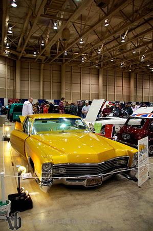 Larry & Denise James' 1967 Cadillac Coupe Deville