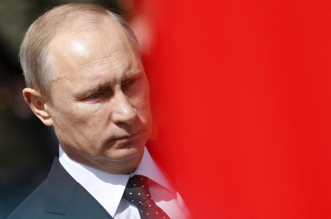 El presidente ruso, Vladimir Putin, durante un acto en Moscú.