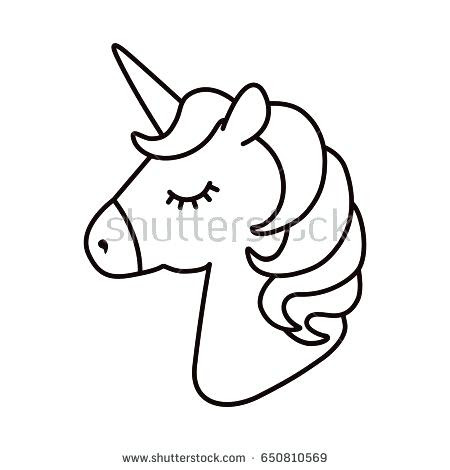 easy unicorn coloring pages at getcolorings  free printable colorings pages to print and color