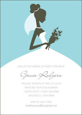 Bridal Shower Invitations: Free Templates For Bridal Shower ...