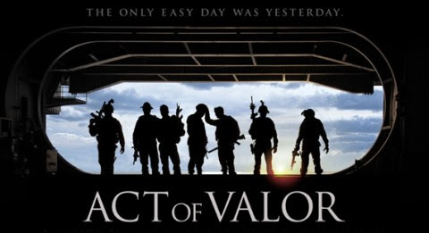 Act Of Valor Showcases Real Navy Heroes Wives And Kids And The