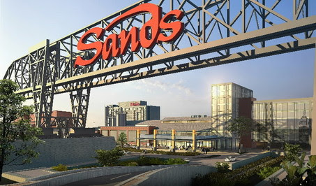Image result for sands casino bethlehem