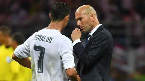La Liga: How Cristiano Ronaldo, Others Saved Zidane from Being Sacked