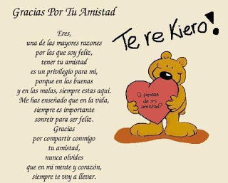Best Imagenes Tiernas De Amor Y Amistad Con Frases Image Collection