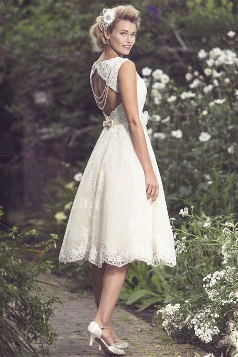 Brighton Belle Mia Tea Length Wedding Dress   Sell My