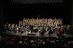 Arise O Man Festival Chorus performs at Cape Town's Artscape Concert Hall