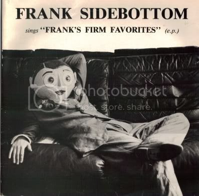 Frank's Firm Favourites front