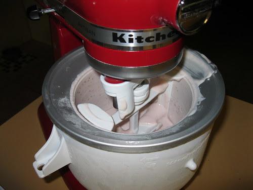 Kitchenaid doing work!