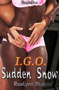 IGO: Sudden Snow by RaeLynn  Blue