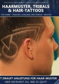 Hairwebde Hair Art Tribals Muster Rasur Und Schablonen