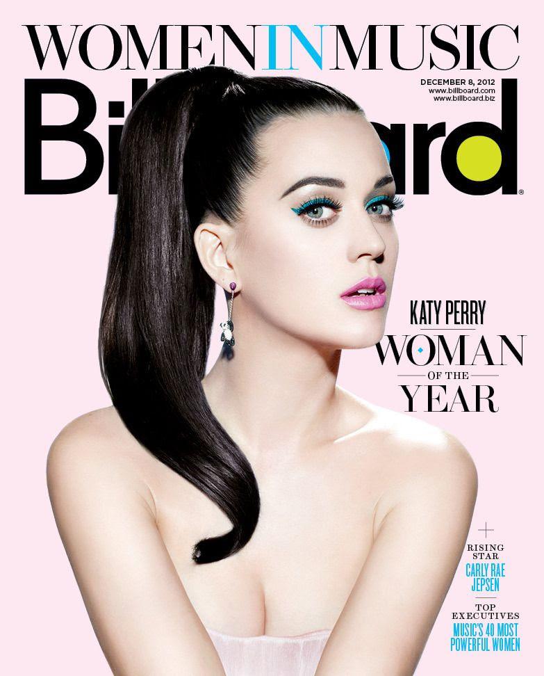 Billboard (December 8, 2012), Katy Perry