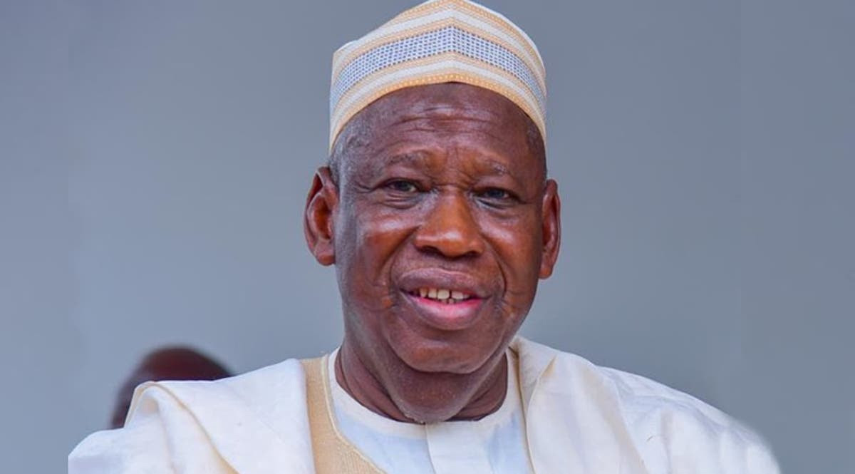 Governor Abdullahi Ganduje of Kano State