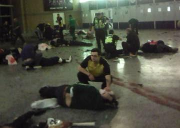 """May eleva al máximo la alerta antiterrorista ante el temor a otro atentado """"inminente"""""""