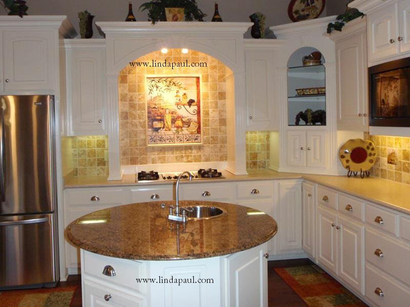 Kitchen Backsplash Tiles, Ideas, Designs + Pictures - Backsplashes ...