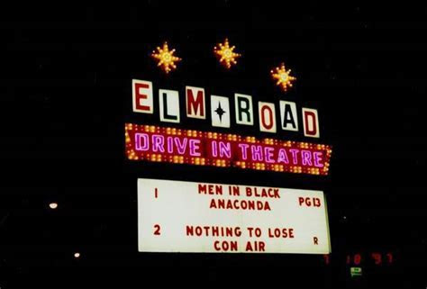 Elm Road Drive In Theatre: Photos