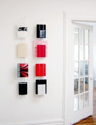Thin shelves