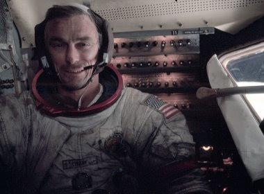 Último astronauta a pisar na lua, Gene Cernan morre aos 82 anos