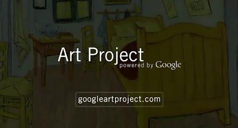 Google Art Project: Museo Virtual