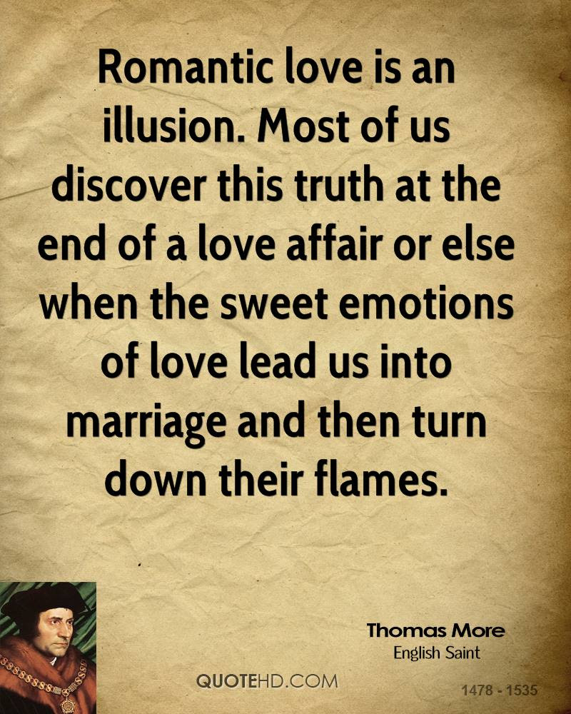 Thomas More Marriage Quotes Quotehd