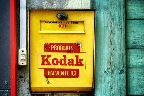 Kodak outdated brand
