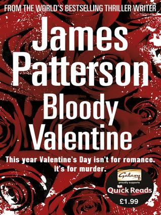 Resultado de imagen para bloody valentine james patterson book cover