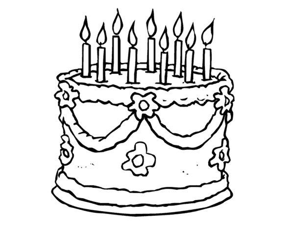 Mewarnai Gambar Cupcake Warsio