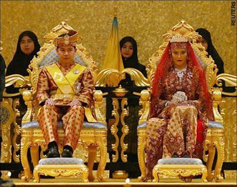 Brunei princess weds in lavish style   Telegraph