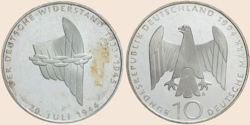 10 mark münze wert