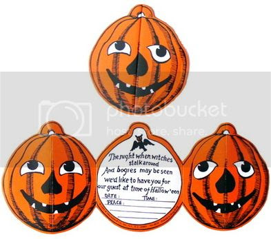 Let/'s Party Pumpkin 15 inch Diameter Halloween Placemat
